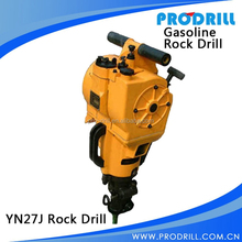Gasoline motor rock drill YN27C,Air Compressor YN27C Mini Gasoline Jack hammer