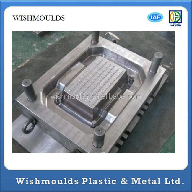 Quality QFR plastic injection mold maker with mass production