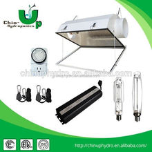 hydroponic growing system grow light kit / indoor grow tent complete kit/ 1000w greenhouse grow kits