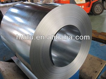 Hot dip galvanized steel coil DX51D SGCC