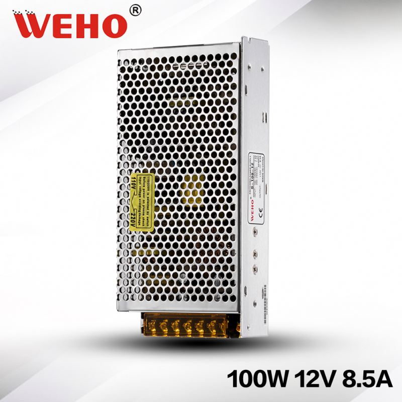 high efficiency 12v output power supply 100w 12v 7a switching power supply