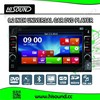 6.2inch touch screen 2 din autoradio with gps/bluetooth/usb/sd
