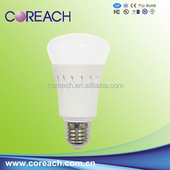 New style energy saving wide <strong>beam</strong> angle COB e27 3W 5W 7W 9W led lighting bulb with CE ROHS approved coreach