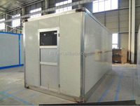 Foldable Container House in Dubai For Temporary Storage