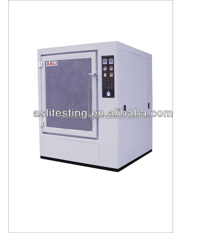 IP glass water/rain spray test chamber factory price