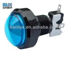 low voltage push button switch