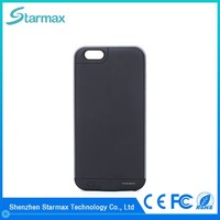 Polymer Lithium battery 2400mAh power bank for mobile phone for iPhone 6