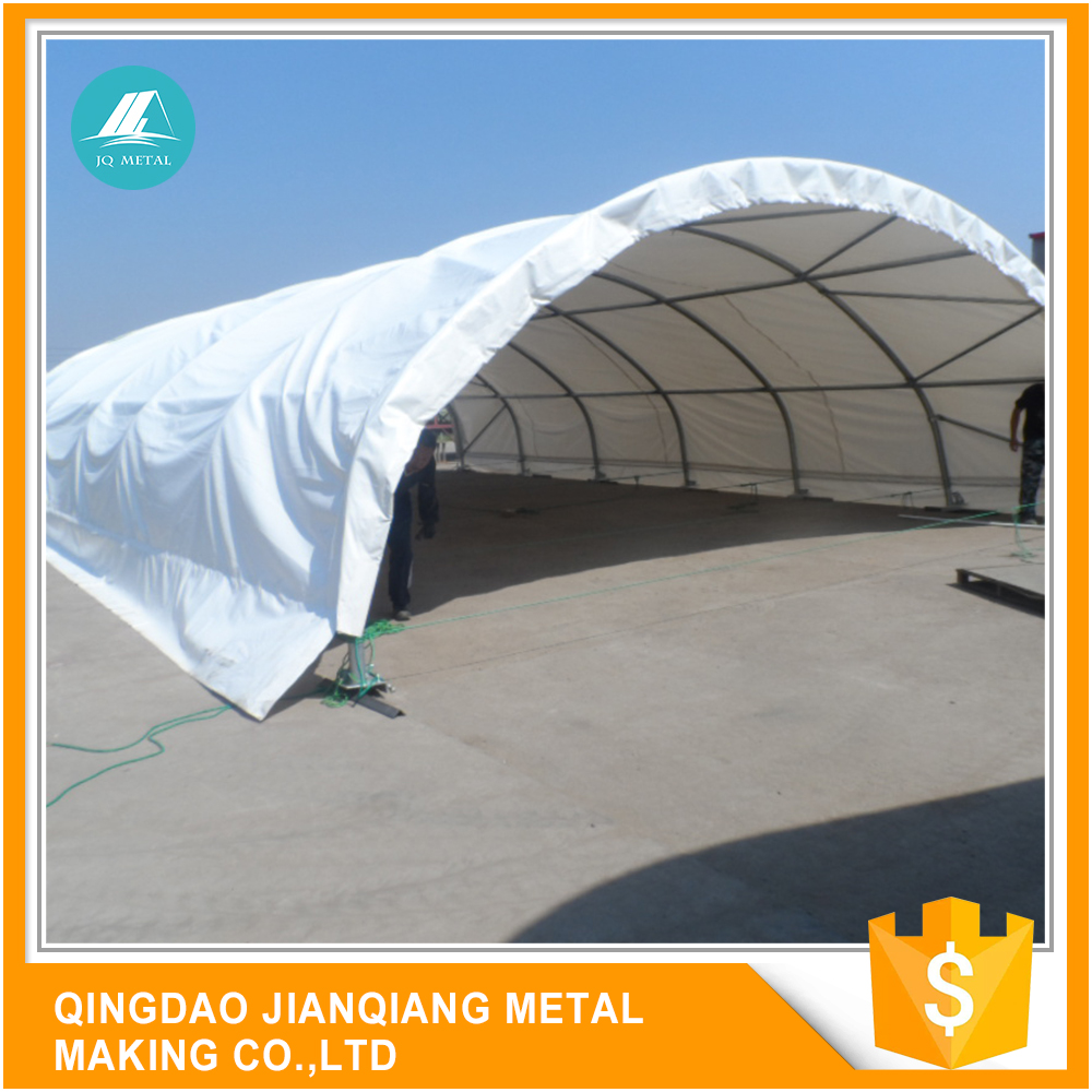 JQR2640C Sun Shade Pvc Material Container Dome Shelter Tents Canopy
