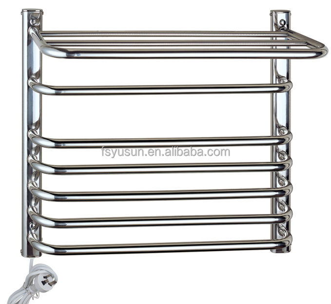 Stainless Steel Electric Heated Towel Warmer/Heated Clothes Dryer