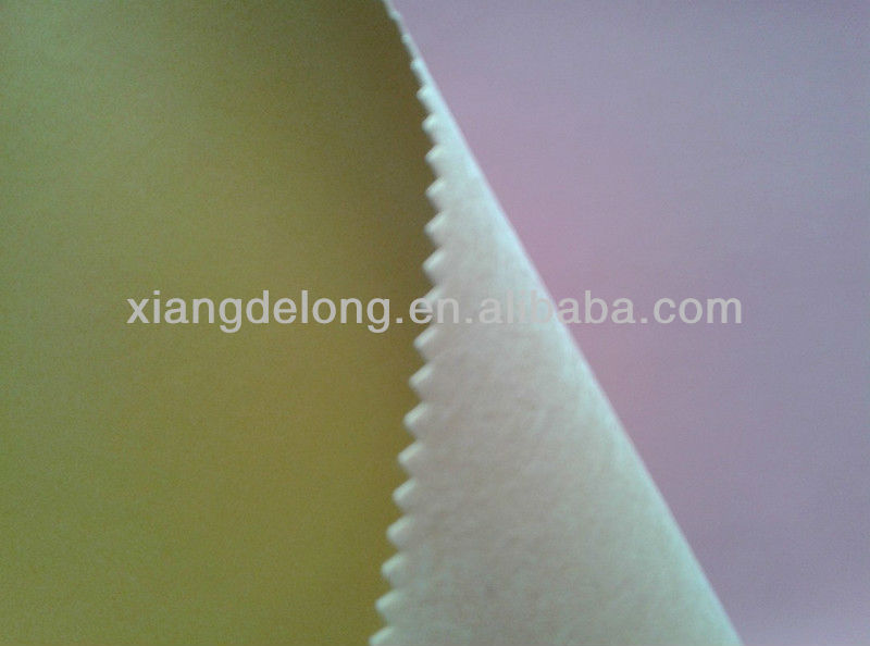 shoes lining material nonwoven lining imitation leather