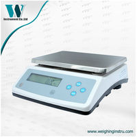 analog weighing electric bench scales