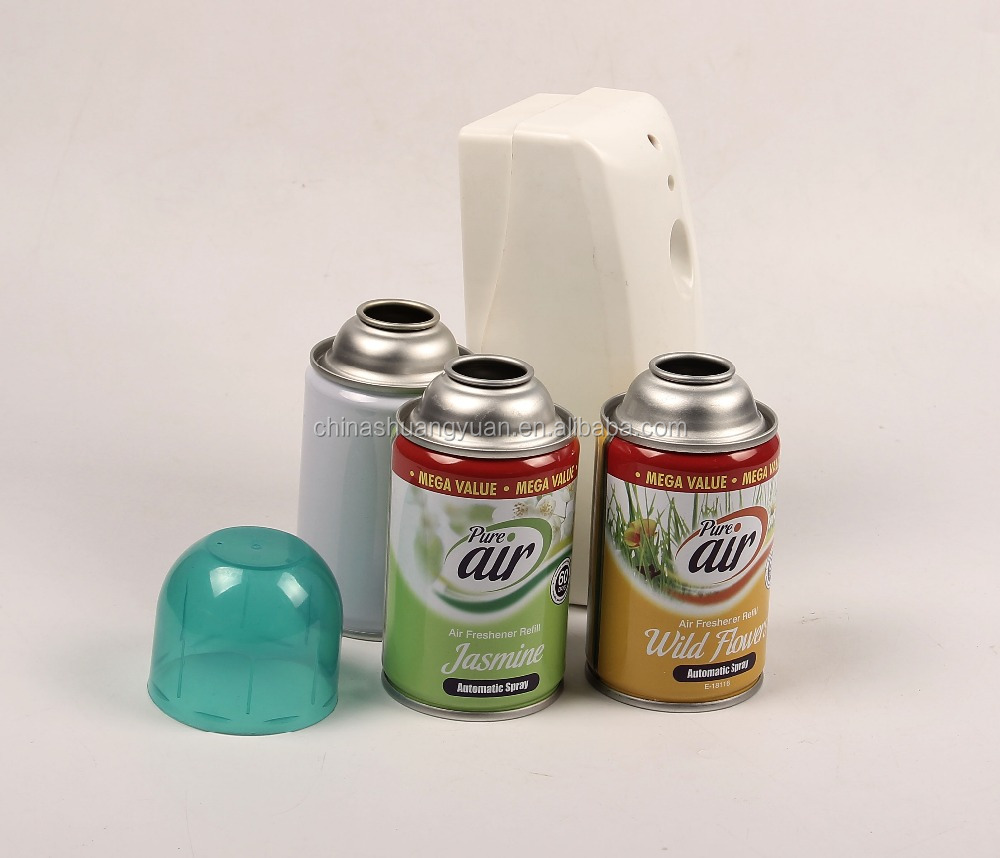 OEM ODM All Kinds Of Air Freshener Can