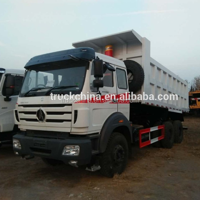 Price for tipper truck Beiben dump truck all kinds of horsepower