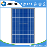 customers first high quality best price 24 volt 200w poly solar panel