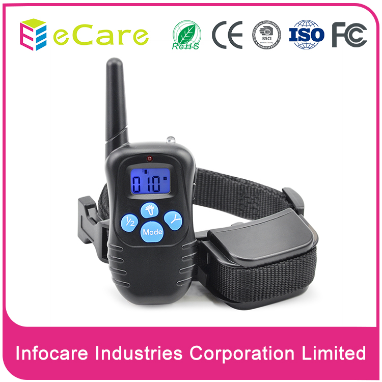Modern newest electronic used dog training collar