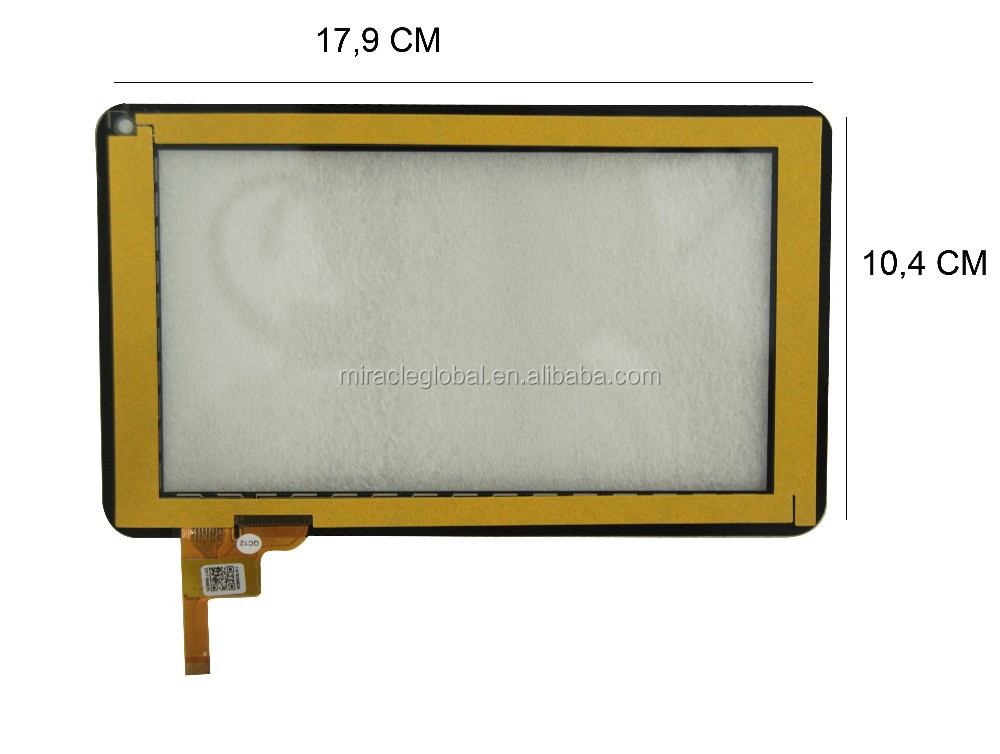 "7"" Capacitive touch screen digitizer touch panel glass replacement for Ployer MOMO9 Enhanced III 3 Tablet 300-N3803B-B00-V1.0"