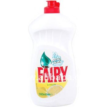 FAIRY DISHWASHING LIQUID 0,5l AND 1l