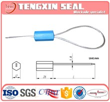 Security various colors electrical panel seal