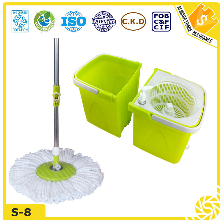 Cleaning tools spin mop top cleaning mops