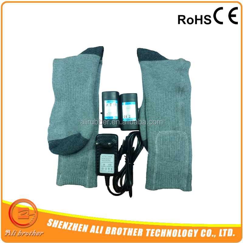 Rechargeable Battery Operated Heated Warmer Socks