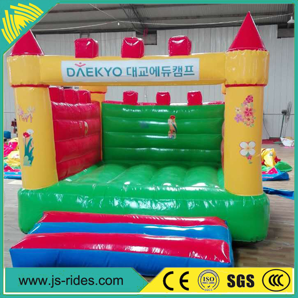 Christmas jumping castle inflatable slide for sale