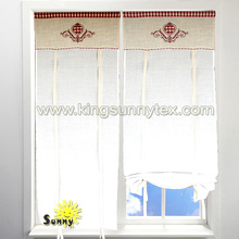 embroidery designs curtains for living room