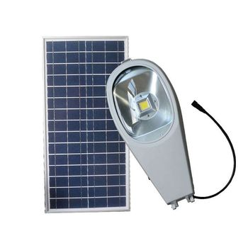 High Lumen and popular design dia casting 40W solar street lights powerful