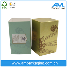2 Pieces Custom Packaging Cardboard Luxury Setup Lids Gift Box with Belly Band