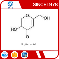 CAS : 501-30-4 Cosmetic whitening kojic acid soap