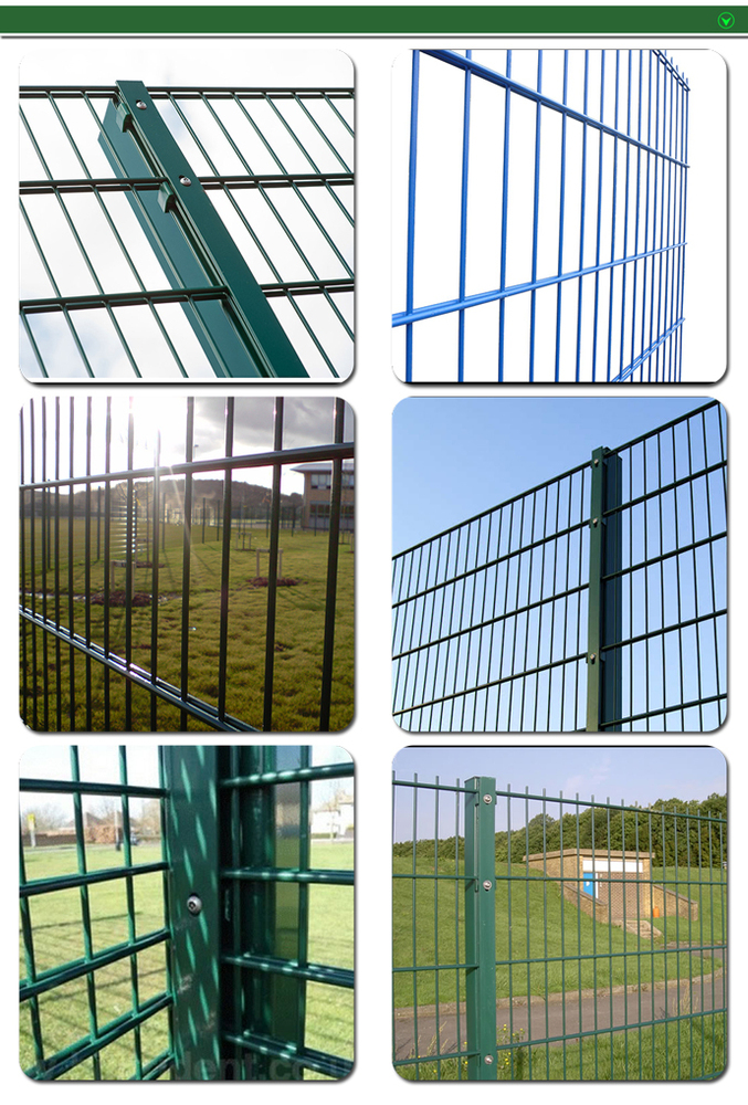 Landscape Fencing Creative Design, u shaped fence post/triangle fenced/Swimming pool fence