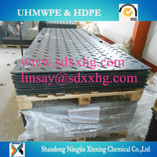pehd polyethylene plastic pad,Lawn Temporary access and ground protection mat,HDPE plastic drilling rig mats