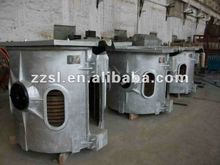 GW Series Coreless Medium Frequency Melting Induction Furnace