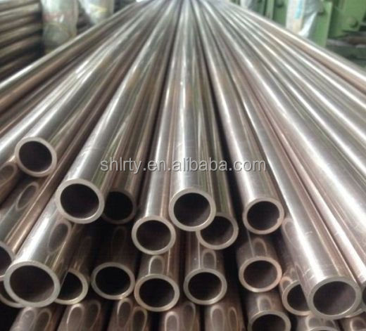 Copper Nickel Alloy Pipe C70600 ASTM B151 Cupronickel pipe