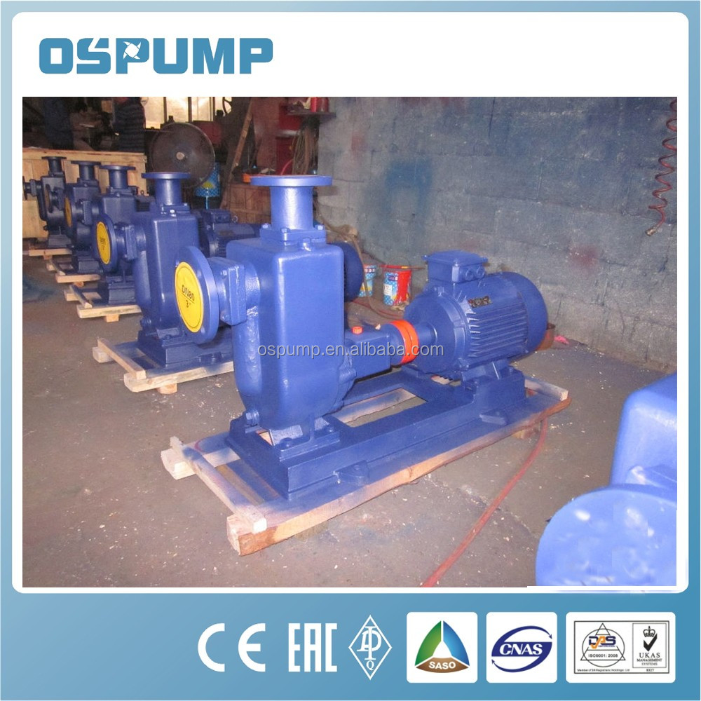 ZW Series non-clog sewage water submersible pump