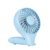 Portable USB Fan Standing Angle Adjustable mini Desk Fan