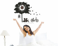 Customized Cartoon Kids Wall Clock Pictures