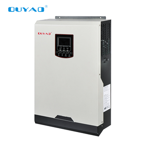 VMII Series 3.2KVA 5KVA 80A Off Grid Solar Power Inverter without battery working