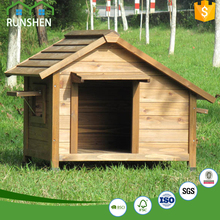 Fujian Dog Kennel Factory Direct Wooden Dog House