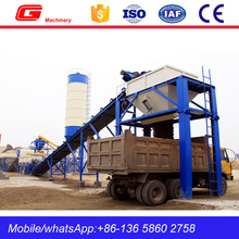 WCB 300 Mobile Modular Stabilized Soil Mixing Plant for sale