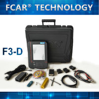 Garage equipment tools Heavy duty diagnostic scanners FCAR brand F3-D Mercedes, Volvo volvo engine fault codes