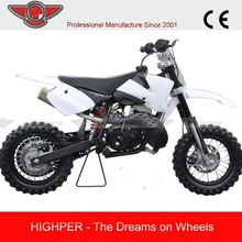 Gas-powered Dirt Bike for Sale Mini Motorcycle 50CC for Children (DB501A)