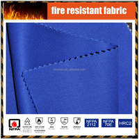 wholesale non flammable anti flame fabric textile material for protective clothing workwear apparels OEM manufacture