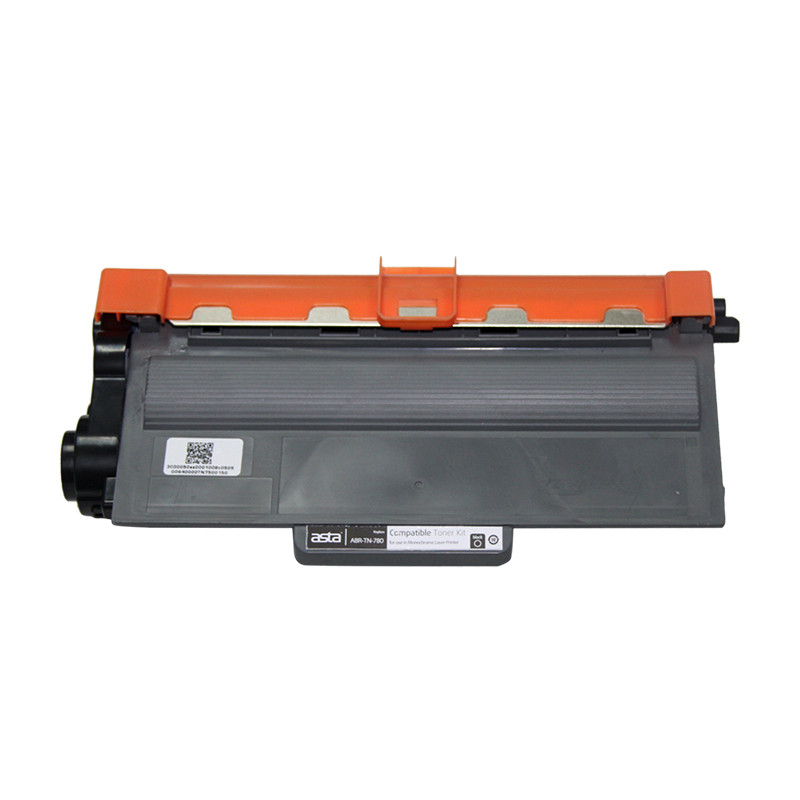 ASTA Compatible Black Toner Cartridge for TN780