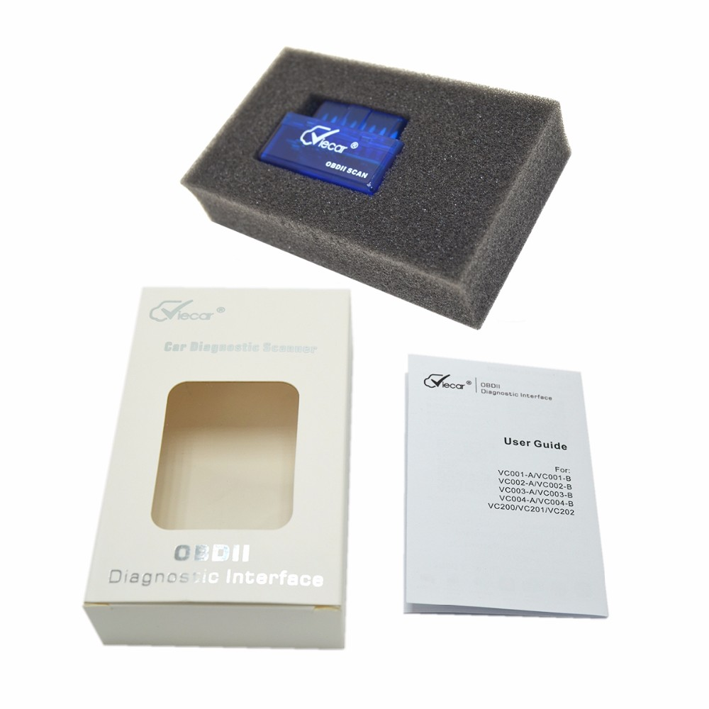 bluetooth elm 327 obd2 obdii auto diagnostic s g scan 2 car scanner