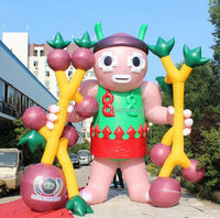 Good design giant inflatable cartoon characters