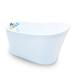 indoor baby portable freestanding acrylic spa bath