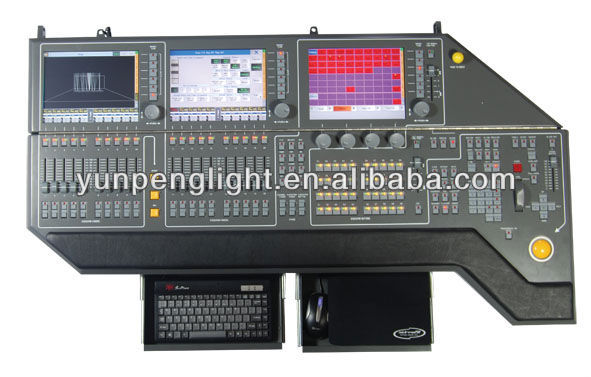 ROC5000 lighting console computer; dmx computer light console