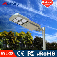 Low Price China Stand Alone Solar Street Light All In One Price List