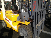 3 ton TCM FD30V used China second hand forklift for sale