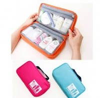 Multifunctional Travel Cosmetic Bag,washing bag,TOILETRIES MINI